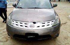 Neat Nigerian Used Nissan Murano 2003 Grey/Silver