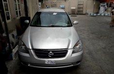 Clean Nigerian Used Nissan Altima 2002