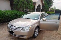 Neat Nigerian Used Toyota Avalon 2007