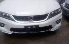 Neat Foreign Used Honda Accord 2015 White