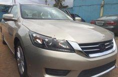 Perfect Tokunbo  Honda Accord 2013