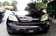 Super Clean Nigerian Used  Honda CR-V 2007