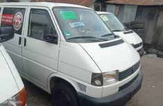 Neat Foreign Used Volkswagen Transporter 2000 White