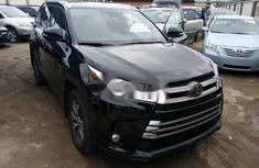 Super Clean Tokunbo 2018 Toyota Highlander