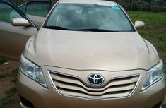 Excellent Tokunbo Toyota Camry Used 2011