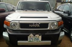 Neat Foreign used 2007 Toyota FJ Cruiser