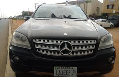 Very Clean Nigerian used 2007 Mercedes-Benz ML 500