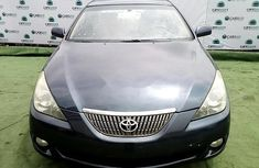 Properly maintained Nigerian used Toyota Solara 2006