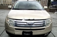 Super Clean Nigerian used  2007Ford Edge