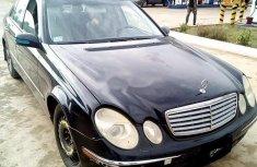 Super Clean Nigerian used Mercedes-Benz E320 2005 Petrol Automatic