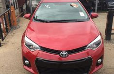 Neat Foreign used 2014 Toyota Corolla 1.8