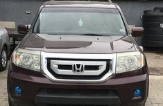 Clean Foreign Used 2009 Honda Pilot Touring 3.5L