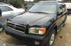 Neat Nigerian Used Nissan Pathfinder 2003 Black