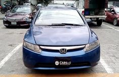 Neat Nigerian used Honda Civic 2006