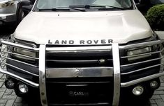 Very Clean Nigerian used Land Rover Freelander 2001