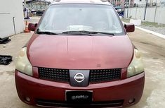 Super Clean Nigerian used Nissan Quest 2005