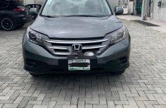Clean Nigerian Used 2014 Honda CR-V 2014 Grey/Silver