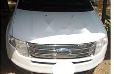 Neat Nigerian Used Ford Edge 2010 White