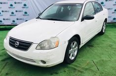 Super Clean Nigerian used Nissan Altima 2002