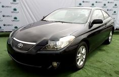 Properly maintained Nigerian used 2005 Toyota Solara