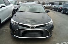 Super Clean Tokunbo 2016 Toyota Avalon