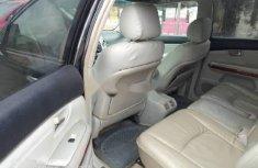 Fairly Nigerian Used  Lexus RX 2004 Black