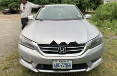 Neat Nigerian Used Honda Accord 2014