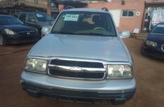 Very Spotless Nigerian used 2001 Chevrolet Tracker