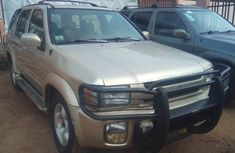 Registered Infiniti QX4 1999 Model in Lagos