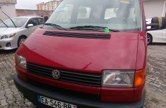 Direct Tokunbo 2000 Foreign Used Volkswagen Transporter in Alimosho