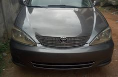 Well Maintained Nigerian Used Toyota Camry 2004