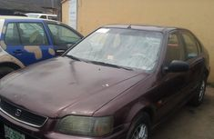 Well Maintained Nigerian used Honda Civic 1996