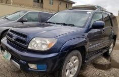 Well Maintained Nigerian used 2004 Toyota 4Runner