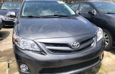 Very Sharp Tokunbo Toyota Corolla 2012 Model