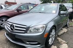 Clean 2010 Foreign Used Mercedes-Benz C300 Sedan for Sale in Lagos
