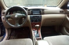 Affordable Naija Used Toyota Corolla for Sale in Port Harcourt
