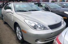 Foreign Used Lexus ES 330 2006 Model Grey