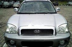 Nigerian Used Hyundai Santa Fe 2001