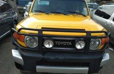 Foreign Used 2008 Toyota FJ CRUISER