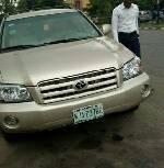 Very Clean Nigerian used Toyota Highlander 2005