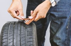 How long will I be able to drive on my patched tyre?