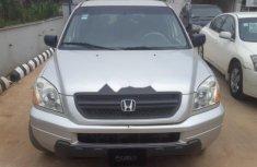 Neat Nigerian used Honda Pilot 2005