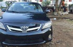 Very Clean Nigerian used Toyota Corolla 2009