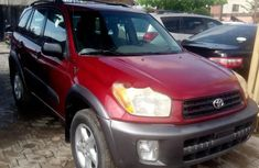 Very Sharp Tokunbo Toyota RAV4 2002