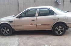 Properly maintained Nigerian used Toyota Camry 2000