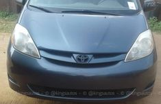 Super Neat 2006 Foreign Used Toyota Sienna Minibus for Sale