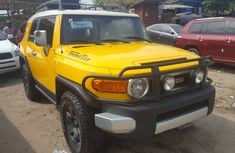 Very Neat 2008 Toyota FJCRUISER Tokunbo for Sale