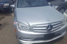 Silver Foreign Used Mercedes-Benz C300 Luxury Edition in Lagos