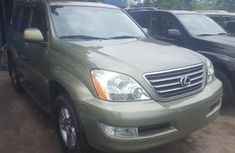 Clean Foreign Used Lexus GX 470 Green Colour for Sale in Lagos