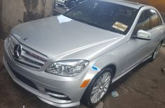 Clean 2009 Foreign Used Mercedes-Benz C300 Luxury for Sale in Lagos